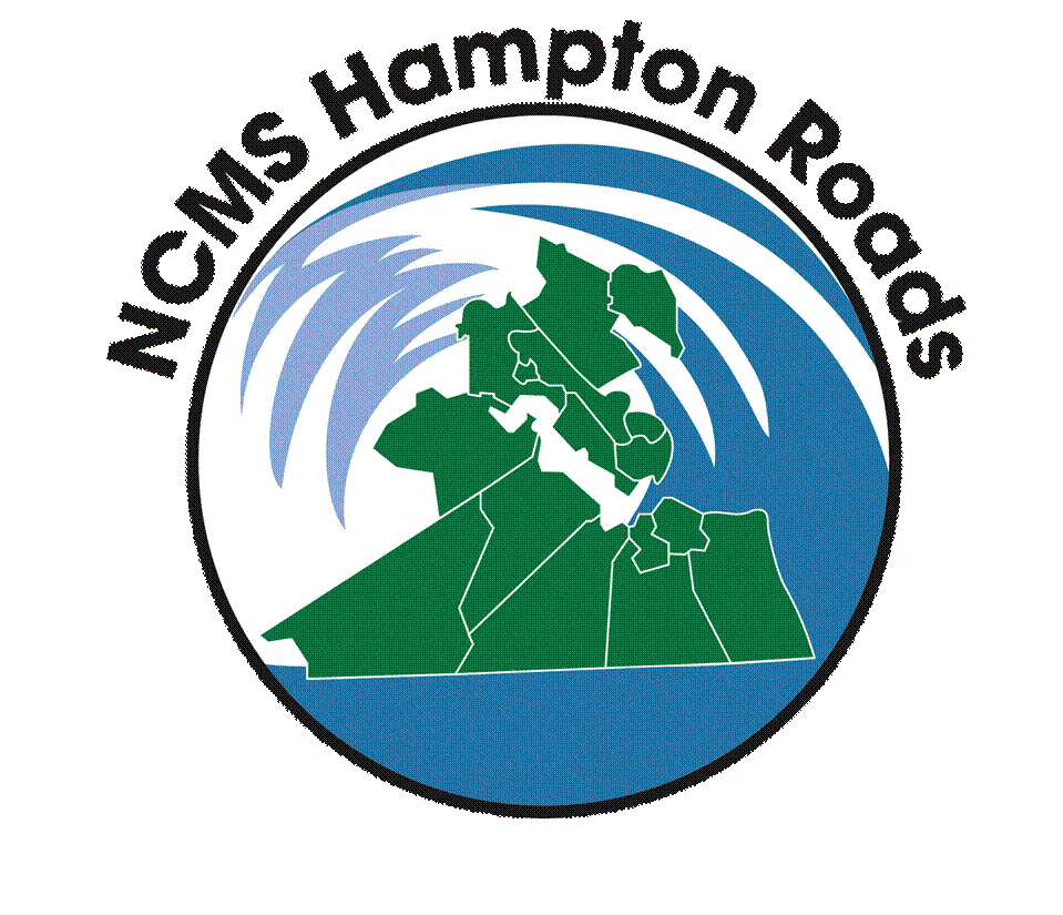 NCMS Hampton Roads Chapter Logo